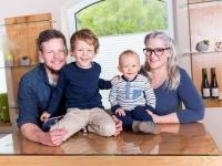 Startbild Familie
